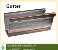 drainage gutter with stainless steel grating cover from china for sale