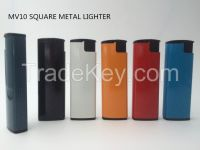 Rectangle Turbo Metal Lighter