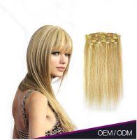 Wholesale No Shedding Permanent Hair Weaving