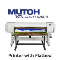 "ValueJET 1626UH 64"" Flatbed Large Format Color Printer"