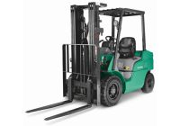 Mitsubishi Forklift for Sale and Rental - Dowell Heavy Equipment