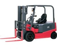 Nichiyu Electric Forklift for Sale and Rental - Dowell Heavy Equipment