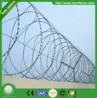 Hot quality razor barbed wire for sale factory price