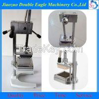 Best manual potato chips making machine/Vertical fries cutter
