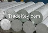5019 round aluminum bar with stock