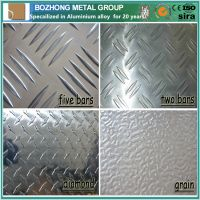 More than 10 Years Manufacturer from China Anti-Slip 2124 Aluminum Checkered Plate with the Lowest Price