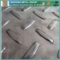 More than 10 Years Manufacturer from China Anti-Slip 2214 Aluminum Checkered Plate with the Lowest Price