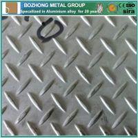 Good Quality 5456 Aluminium Checkered Plate
