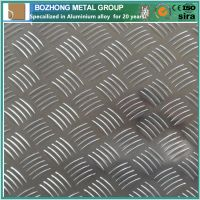 Good Quality 5456 Aluminium Checkered Plate