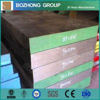 Big Stock of AISI P20 Hot Rolled Steel Plate , Plastic Mould Steel Plate