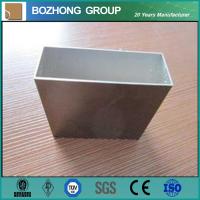 5082 Aluminum Square Pipe Stock For Sale