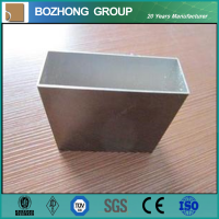 5083 Aluminum Square Pipe Stock For Sale