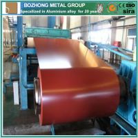 High quality new color coated 7075 aluminium coil