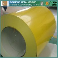 High quality new color coated 7475 aluminium coil