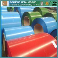 best price new color coated 2014 aluminium coil