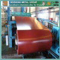 Factory Price color coated 7020 aluminium coil