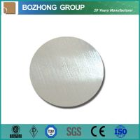 2124 aluminium mirror circle sheet for cooking utensils