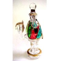 Best High Quality Egyptian Pyrex Handmade Perfume Bottles 24K Gold