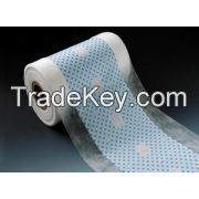 PE Film laminate nonwoven material film for baby diaper backsheet