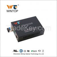 2016 hot  product  selling  media  converter from  shenzhen wintop tec