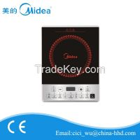 Kitchen single electric induction coil hob, cooking stoves