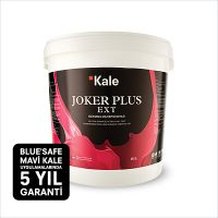 Joker Plus EXT Silicone Enhanced, Water Based Exterior Wall Paint
