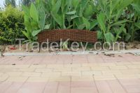 willow border/fence/gate/edging