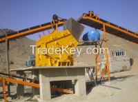 New design Impact Crusher from China