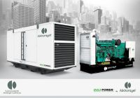 Diesel Generator 326 KVA / 261 KW