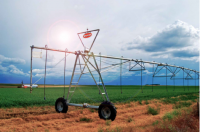 Western irrigation system