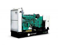 Electric diesel generator-50KVA