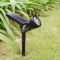 Solar Lights Solarmks Spotlight Outdoor Lights Landscaping Lights wall
