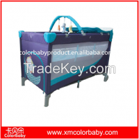 portable baby travel cot folding baby playpen mosquito net