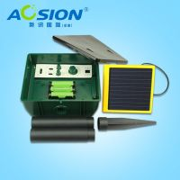 Aosion AN-B040 solar electric animal repeller pest control repellent