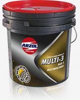 Arzol MULTI-3 Automotive & Industrial Grease