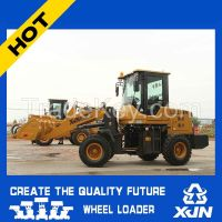 Construction machinery ZL18 Wheel Loader/hot sale in Europe