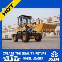 Small construction machine 1 ton 0.4CBM ZL10 mini wheel loader with CE