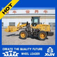 1cbm 2tons bucket capacity ZL33 Hydraulic joystick control China Mini Wheel Loader