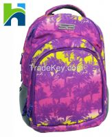 Hot Selling Colorful Computer Backpack, New fashion Computer Back Pack for Girls 2016