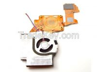Elecs Laptop CPU Cooling Fan for IBM Lenovo W500 T500 45N5492 45N5493 with Heatsink