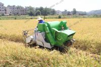 Small Paddy Harvester 28HP Supplier 4LZ-1.4