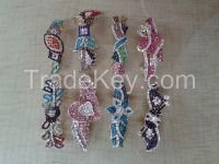 Hair clip and Neck jewellery