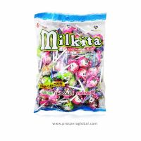 Milkita Lollipop Candy 350g