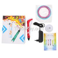 LY Second Generation 2016 3D Pen with LCD Screen
