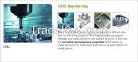 CNC machining Rapid Prototyping process aluminium, 6160, 6061.7075 alum