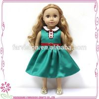Wholesale fashion cheap 18 inch vinyl doll