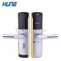 HUNE digital door card lock TM rfid card lockelectronic card lock wholesale