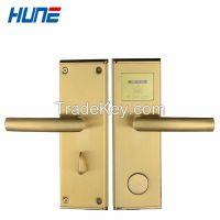 HUNE digital door card lock TM rfid card lock electronic card lock