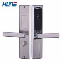 HUNE digital door card lock magnetic rfid card lock electronic card lock