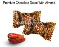Premium Dates with Almonds